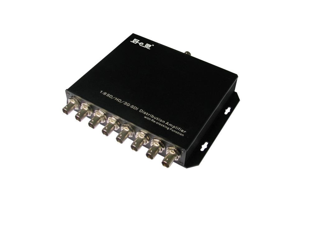 sdi分配器是将单一的sdi视频信号数据