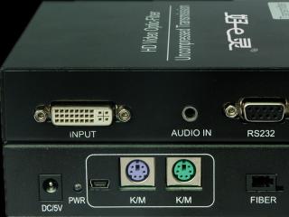 HEL-N8110DEKM DVI-D无压缩视频光端机