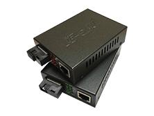 好易灵10/100M单模单纤外电收发器
